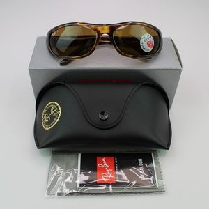 Ray-Ban Sunglasses Havana Brown Polarized Lens
